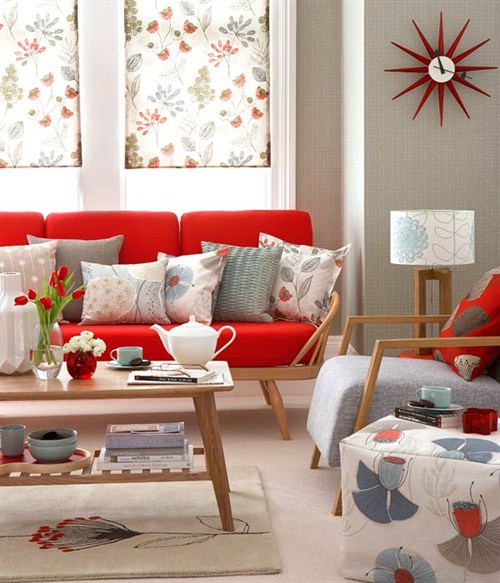 Modern -red -living -room -clock -wall -accessory [1]